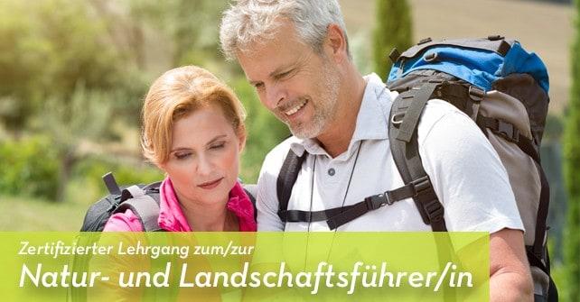 """Informationsabend: Fortbildung zum/zur """"Natur- und Landschaftsführer/in"""""""