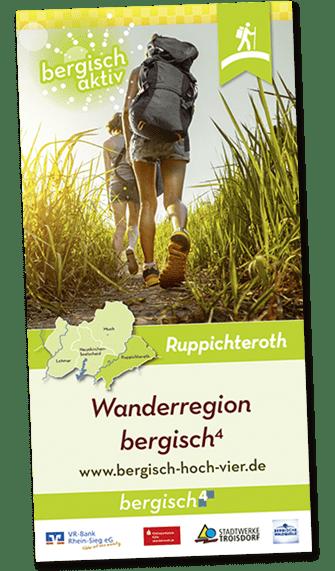 Wanderkarte Ruppichteroth